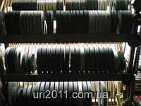 """Круг шлифовальный ПП 300х40х127мм 14А (Серый) F46 /зерно 40 (СТ) """"ВАЗ"""""""
