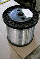 Проволока ОН оцинк. твёрдая, мягкая ф 0,25 мм (уп.15 кг)