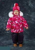 Lenne Mimi 17313/1860 зимний комплект (малиновый) р. 86, 92, 98