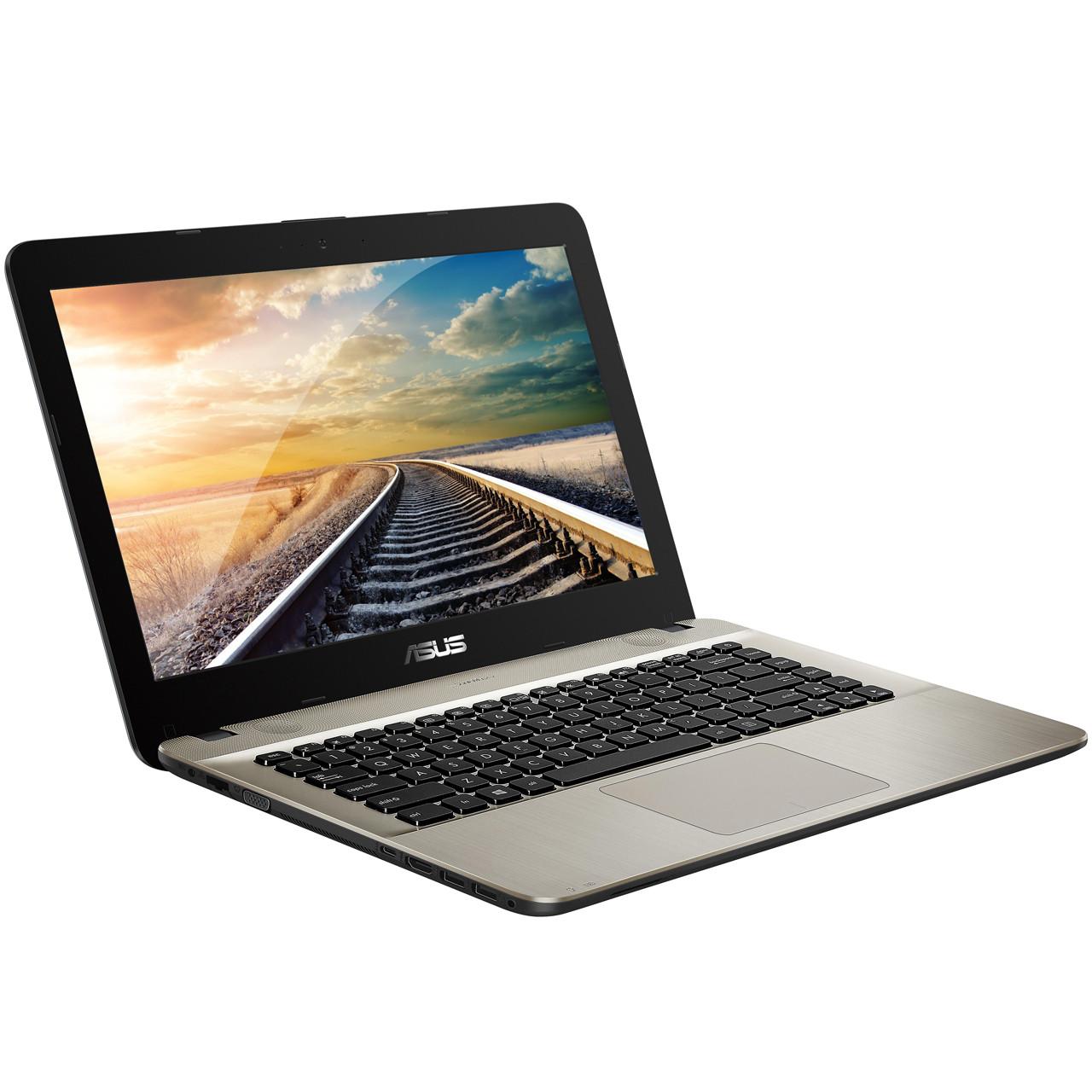 Ноутбук Asus X541SA (X541SA-XO055D) Black LED HD Intel Celeron 1.6 GHz DDR3 4Gb HDD 500Gb Intel HD Graphics