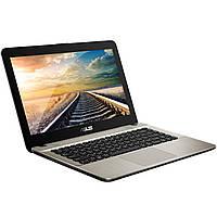 """Ноутбук 15,6"""" Asus X541SA (X541SA-XO041D) 1366 х 768 RAM 4GB ROM 500GB Черный для учебы игровой мультимедийный"""