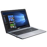 Игровой ноутбук 15,6'' Asus X541SA (X541SA-XO060D) 1366x768 HD RAM 4GB ROM 500GB Серый для учебы работы