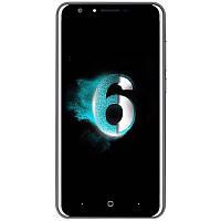 "Смартфон DOOGEE Y6 5.5"", 2GB+16GB Серебристый 8 ядер 4G 2SIM HD 1280x720 камера 13 и 8МП Android 6 GPS 3200mAh"