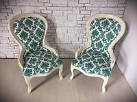 Оригинальные итальянские кресла без подлокотников. Цена указана за 1 шт.