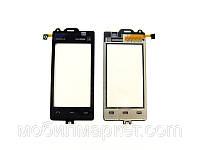 Сенсорный экран для Nokia 5530 Лучшая копия  Чёрный