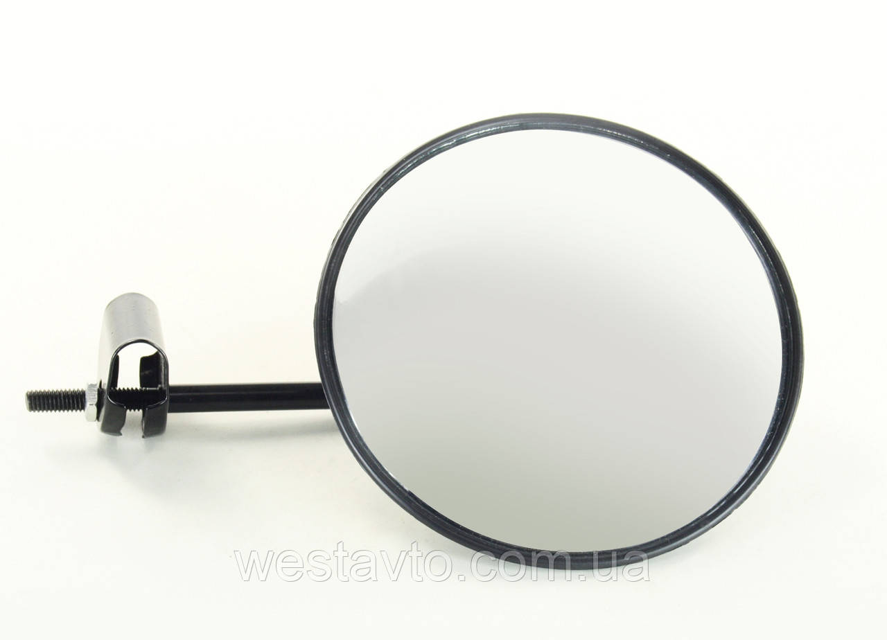 Зеркало переднее бордюрное D=145