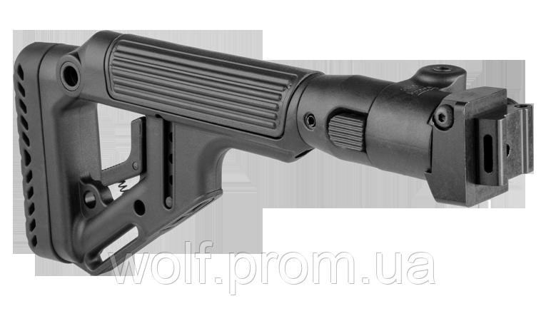 UAS-AKS cкладной приклад с регулируемой щекой для АКСУ, Fab Defense