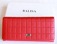 Кошелек женский Balisa  цвет красный