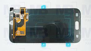 Дисплей с сенсором Samsung A320 Galaxy A3 Black/Черный  , GH97-19732A , фото 2