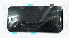 Дисплей с сенсором Samsung A720 Galaxy A7 Black/Черный , GH97-19723A, фото 3