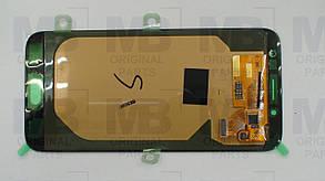 Дисплей с сенсором Samsung J730 Galaxy J7 Silver, GH97-20736B , фото 2