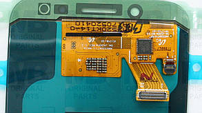 Дисплей с сенсором Samsung J530 Galaxy J5 Gold оригинал, GH97-20738C, фото 3