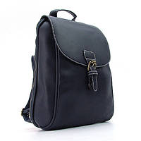 Рюкзак кожзам молодежный синий Bornie 8093, фото 1