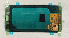 Дисплей с сенсором Samsung J530 Galaxy J5 Black оригинал, GH97-20738A, фото 2