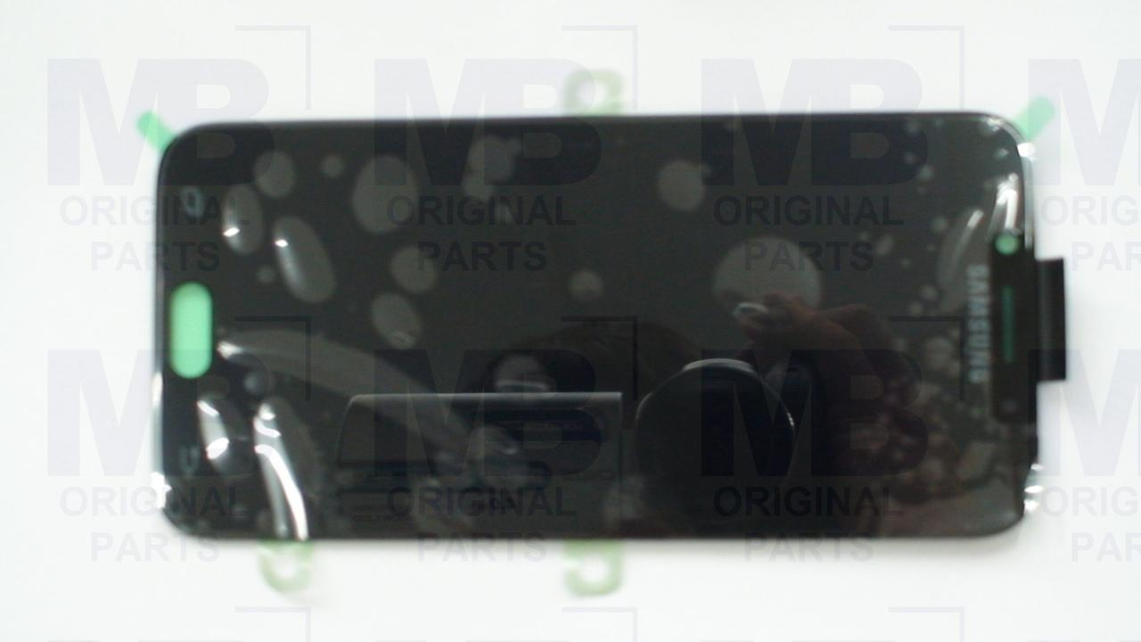 Дисплей с сенсором Samsung J730 Galaxy J7 Black, GH97-20736A