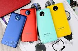 Смартфон VKworld Cagabi F2 16Gb Yellow, фото 3