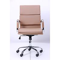 Кресло Slim FX LB (XH-630A) Бежевое (AMF-ТМ)