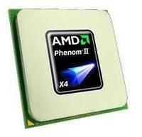 БУ Процессор AMD Phenom X4 965 Black Edition, AM3+, 3.40 GHz, 4ядра, 6MB, 125W (HDZ965FBGMBOX)