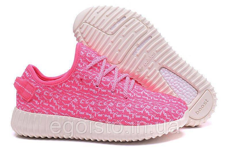 53bdcaa5a06f Кроссовки женские Adidas Yeezy Boost 350 Pink 2 (адидас) розовые - Интернет- магазин