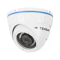 Видеокамера купольная Tecsar AHDD-2Mp-30Vfl-out, фото 1