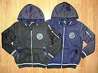 Куртки на мальчика оптом, S&D, 4-12 рр, фото 1