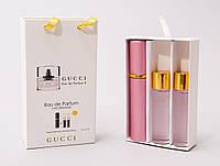 """Подарочный набор 3в1 Gucci """"Eau De Parfume 2"""""""
