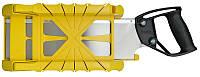 Стусло из АБС-пластика c ножовкой STANLEY; 350х 143х 95 мм