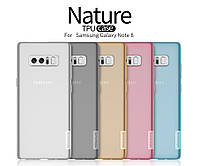 TPU чехол Nillkin для  Samsung Galaxy Note 8 (5 цветов)