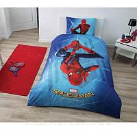 Постельное белье Tac Disney - Spiderman Homecoming  160*220 подростковое