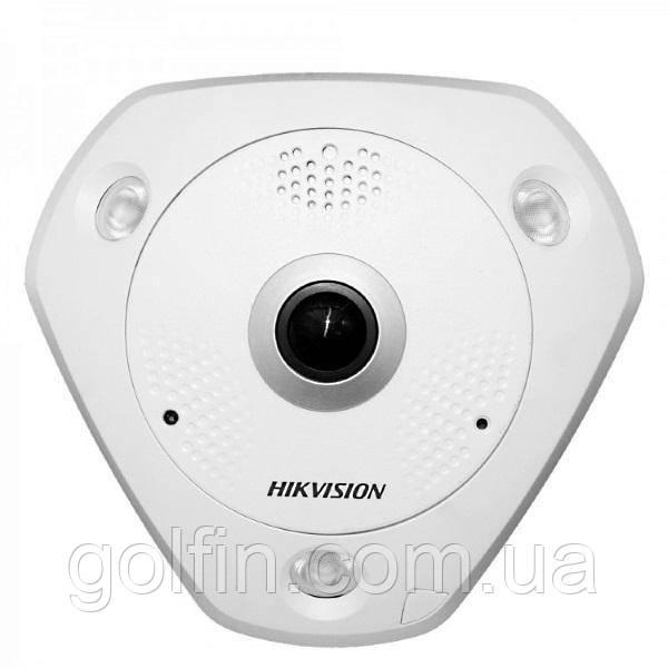 12 Мп  IP видеокамера Hikvision DS-2CD63C2F-IVS