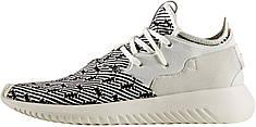 Мужские кроссовки Adidas Tubular Entrap Primeknit W Off White