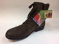 Ботинки мужские Rieker  Boots коричневые
