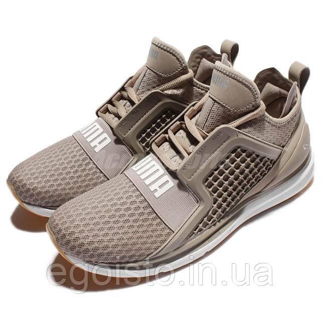 Кроссовки мужские PUMA Ignite Limitless Core Grey (пума) серые 924f81476ba80