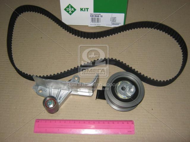 Ремень, ролики ГРМ (комплект) AUDI A4 (Ауди А4) (пр-во Ina)
