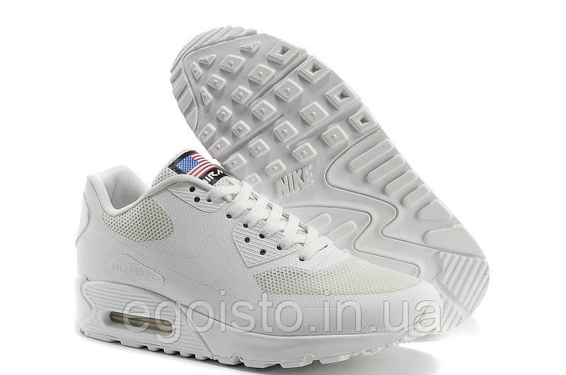 bb85ad09 Кроссовки мужские Nike Air Max 90 Hyperfuse USA (в стиле найк аир макс 90)