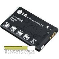 Акумулятор LGIP-430N для LG GS290 900mAh