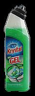 Kristal WC cleaner гель для унитазов зеленый  750 мл.к 992