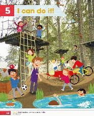 Academy Stars 1 Pupil's Book (Edition for Ukraine) / Учебник, фото 2