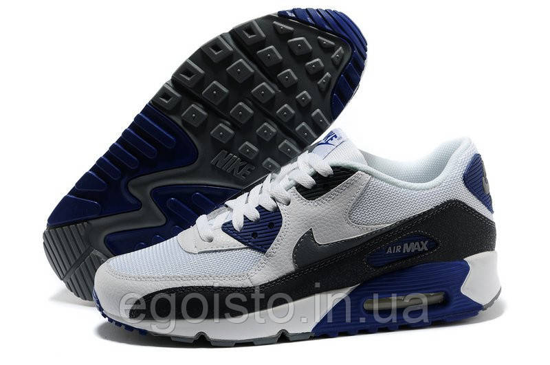 171359fdd86d Кроссовки мужские Nike Air Max 90 Essential (в стиле найк аир макс 90)  черные