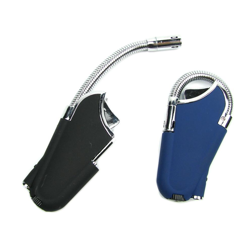 Компактная походная зажигалка фонарик с крепким корпусом