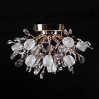 LED люстра с диодной подсветкой (лампочки в комплекте). P5-Y0683/13 FG/HIGH