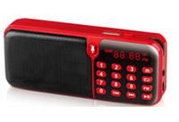 Радиоприемник NEEKA NK-952 (USB/microSD порт,акк. 2200mAh(18650))