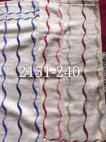 Махровое кухонное полотенце 35х70 (10 шт), фото 2