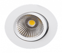 Светильник электрический светодиодной в металлический корпусе что встраивается PSP-R 8552R 5W 4000K  White