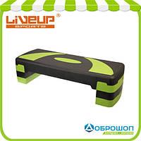 Степ-платформа регулируемая POWER STEP LS3168B