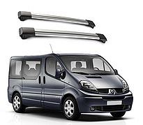 Поперечные рейлинги Renault Trafic 2001-2015
