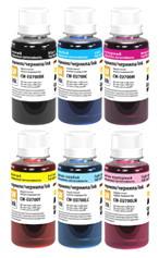Чернила Colorway для Epson