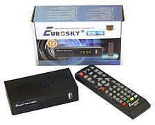 Цифровой эфирный тюнер Eurosky ES 15