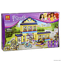 "Конструктор ""Friends"" ""Школа Хартлейк Сити"" 10166 489 дет, в коробке"
