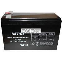 Акумулятор KSTAR для ДБЖ FM series SLA battery 12V 9AH (6-FM-9)